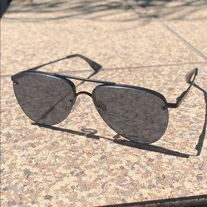 Le Specs The Prince Sunglasses w/ Case